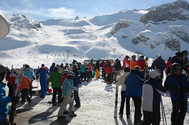 Skivakantie in Ischgl Oostenrijk