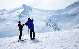 Wintersportbestemming Saalbach Hinterglemm
