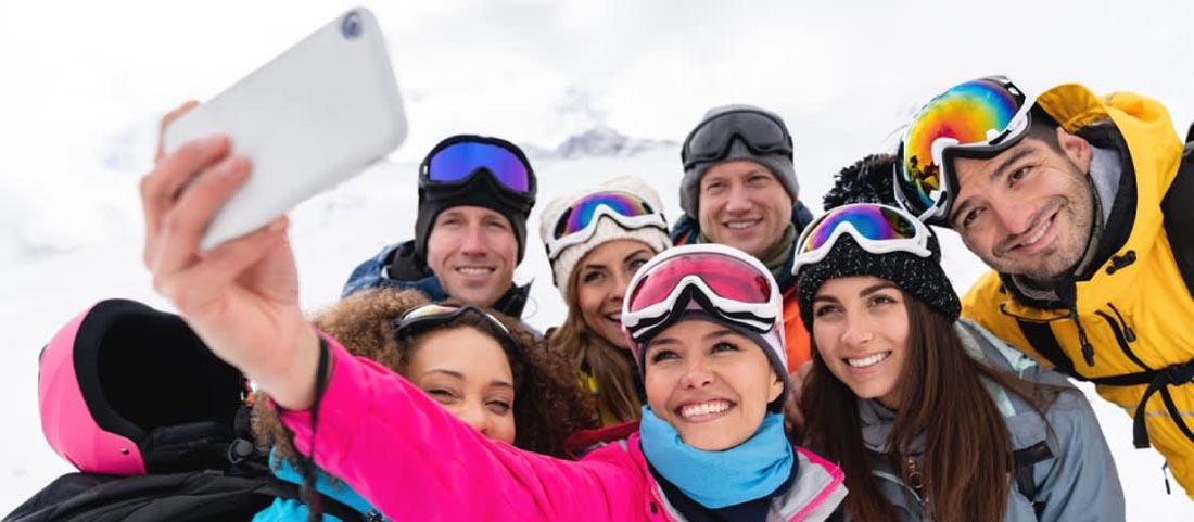 Skischolen in Frankrijk