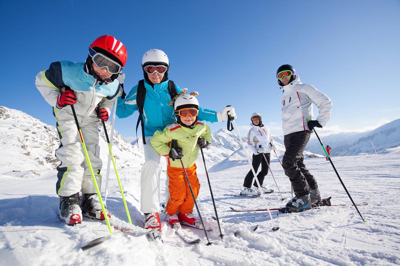 Skischolen in Oostenrijk