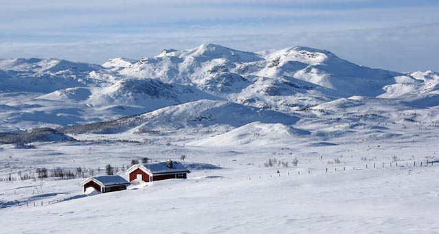 Top 3 Wintersportdorpen in Noorwegen