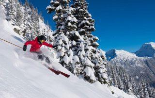 Op wintersport naar Italië